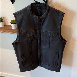 Milwaukee Leather Club Style Vest L